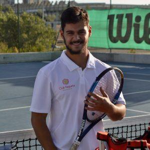 Monitor tenis Club Raqueta Valladolid